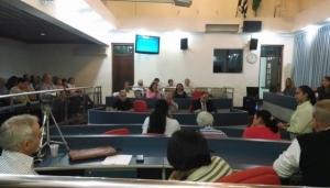 Audiência Pública da Saúde de Cotia 2014
